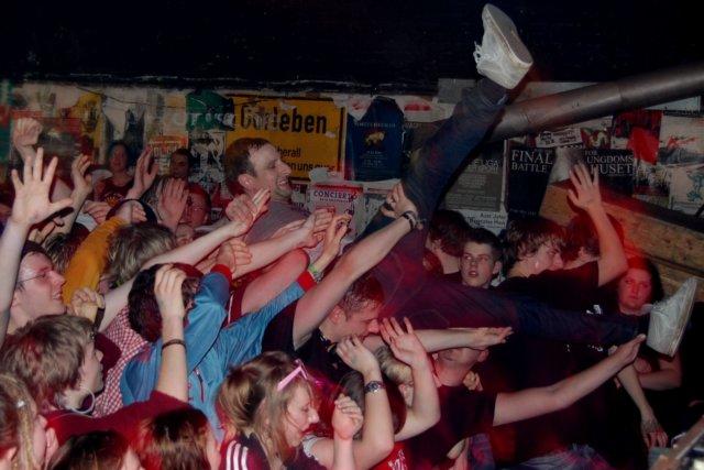 crowdsurfin