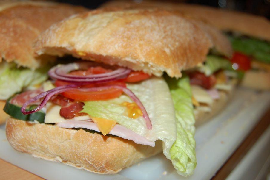 Eurpapokal-Sandwich